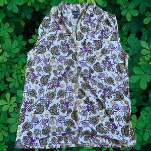 Beautiful Uniti Floral Blouse